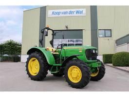 farm tractor John Deere 5050E 4wd 2020