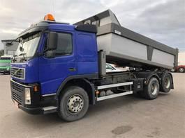 tipper truck > 7.5 t Volvo FM12-6X2 2002
