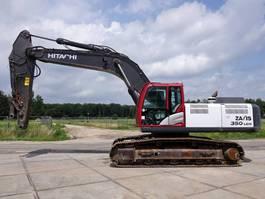 crawler excavator Hitachi ZX350 LC-5 Good condition 2013