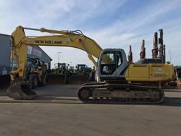 escavadora de rastos New Holland E 385B** BJ.2009* 11582H/Klima 2009