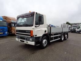 platform truck DAF CF 75.250 + 6X2 2000