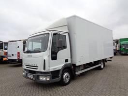 Koffer LKW > 7.5 tonnen Iveco EuroCargo 75E17 + Manual + Lift 2005
