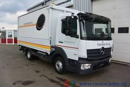 other trucks Mercedes-Benz Atego 816 Automatikrollo LBW 1.5 t DIN EN12642XL 2018