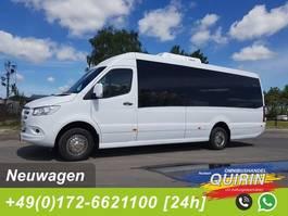 taxi bus Mercedes Benz Sprinter 519 CDI Exclusiv-Line XL Vorführwagen Verkauf W907. 2019