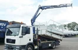 swap body truck MAN TGL 12.220 4x2 BL TGL 12.220 4x2 BL, City-Abroller, Kran Amco Veba V808N3S 2011