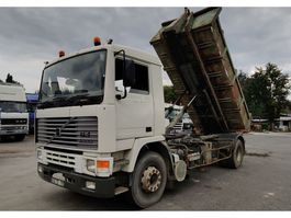container truck Volvo F10 320 + Full steel + 1987