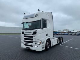 cab over engine Scania R650, without EGR,Retarder,full air,Low KM 2018