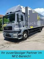 refrigerated truck MAN TGM  18.290 Multi temp TK Koffer Carrier 3 Kamme 2012