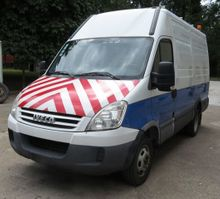 closed lcv Iveco Daily 50c15 2008
