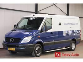 closed lcv Mercedes Benz Sprinter 513CDI geldwagen gepantserd Cash In Transit Armored Vehicle Mon... 2011