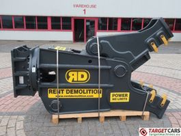 Hydraulische Schere Rent Demolition RD20 Hydr Rotation Pulverizer Shear 21~28T NEW UNUSED 2020