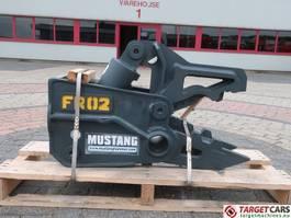 Hydraulische Schere Mustang FR02 Hydraulic Pulverizer Shear 1.5~5T NEW UNUSED 2020