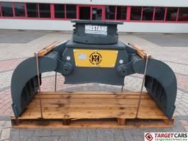 Hydraulische Schere Mustang GRP1000 Hydraulic Rotation Grapple 13~19T NEW UNUSED 2020