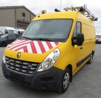closed lcv Renault master L2H2 2012