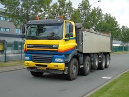 tipper truck > 7.5 t DAF CF85.410 10x4 2011