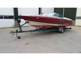 powerboat Maxum Bowrider 1990