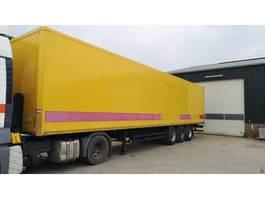 closed box semi trailer Kögel KOGO 2003/SPKH-1 2006