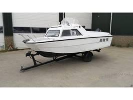 powerboat Vis/tourboot