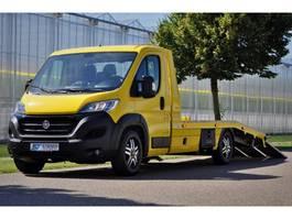 loading ramp - car transporter lcv Fiat Ducato 2.3 180HP EURO: 6 2019