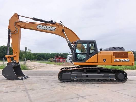 crawler excavator Case CX350B New Unused 2018