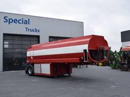 tank semi trailer semi trailer EKW Tankoplegger EKW 24000L Benzine/Diesel (5 compartimenten) 1997