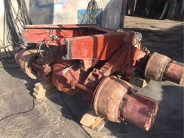 Load bearing axle truck part Back Axles 13T 1985