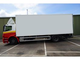 Koffer LKW > 7.5 tonnen Mercedes Benz AXOR 1824 CLOSED BOX 2009