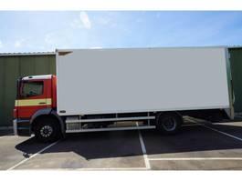 Koffer LKW > 7.5 tonnen Mercedes Benz AXOR 1824 CLOSED BOX 2006