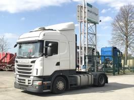 mega-volume truck Scania R 420 LA Lowliner Retarder, Klima, Standklima 2011