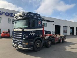 container truck Scania R500 2007