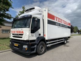 refrigerated truck Iveco AD190S31/P EEV 2012
