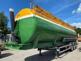 Tankauflieger Auflieger Gofa SSA 60 - 60.000 LITER 2002