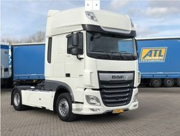 cab over engine DAF XF 480 FT 4x2 - Super Space Cab 2020