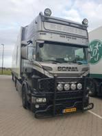 Volumen -Jumbo SZM Scania R 500 A 4X2 2012