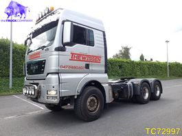 cab over engine MAN TGS 480 Euro 5 2011