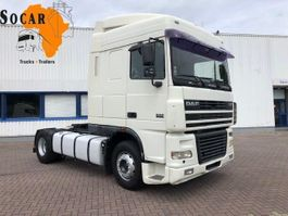 cab over engine DAF 95 XF 430 AUTOMATIC 2006
