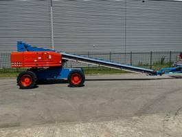 telescopic boom lift wheeled Genie S 85 2004