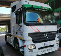 cab over engine Mercedes Benz ACTROS 1844