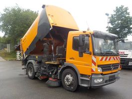 road sweeper Mercedes-Benz Atego 1324 BlueTec4 12241324 1524 Kehrmaschine 2009