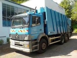 garbage truck Mercedes-Benz Atego 2533 L 6x2 Müllfahrzeug Atego Axor 2004