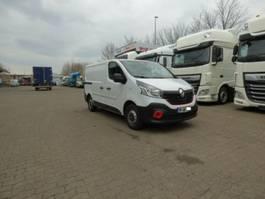 mpv car Renault Trafic Kasten L1H1 2,7t Komfort
