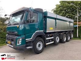 tipper truck > 7.5 t Volvo FM FMX 10x4 euro 6 kipper 2015