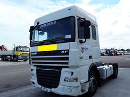 trattore stradale DAF 105 XF 410 Spacecab manual 297'km 2010