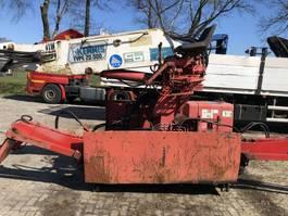 Стрела крана запчасть для грузовика Hiab EKW Kennis kraan R 20,000 1995