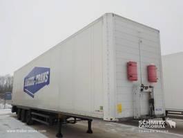 полуприцеп-закрытый короб Schmitz Cargobull Dryfreight Mega 2016