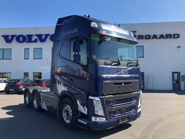 cab over engine Volvo FH540 2017