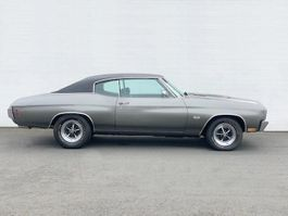 other passenger car Chevrolet Chevelle SS 454 Coupe Chevelle SS 454 Coupe 1970