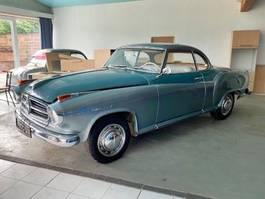 inny samochód osobowy Borgward Isabella TS Coupe Isabella TS Coupe SHD/Radio 1961