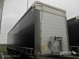 návěs s posuvnou plachtou Schmitz Cargobull Schiebeplane Standard 2015
