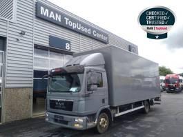 ciężarówka ze skrzynią zamkniętą > 7.5 t MAN TGL 12.250 4X2 BL 2009